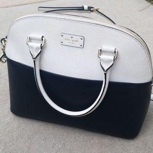 Kate Spade Grove Street Leather Handbag